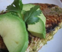 Cilantro Tilapia with Avocado