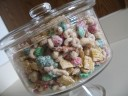 White Chocolate Christmas Trail Mix