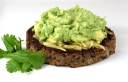 Black Bean Burgers with Cumin Cheese and Avocado