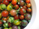 Heirloom Tomato Pico de Gallo Salad