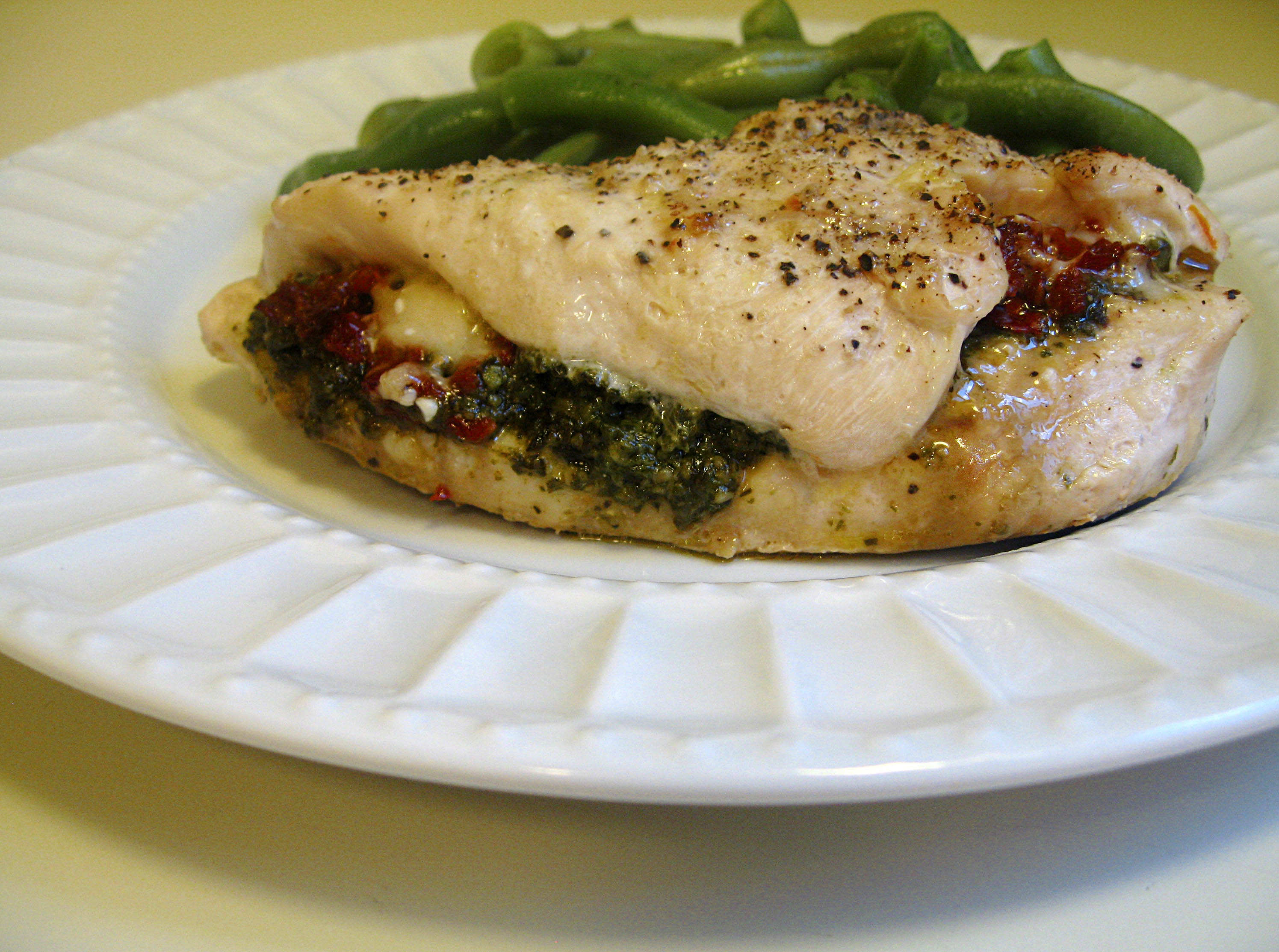 Recipe chicken breast parmesan mozzarella
