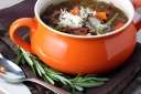 Hearty Beef and Vegetable Soup 2